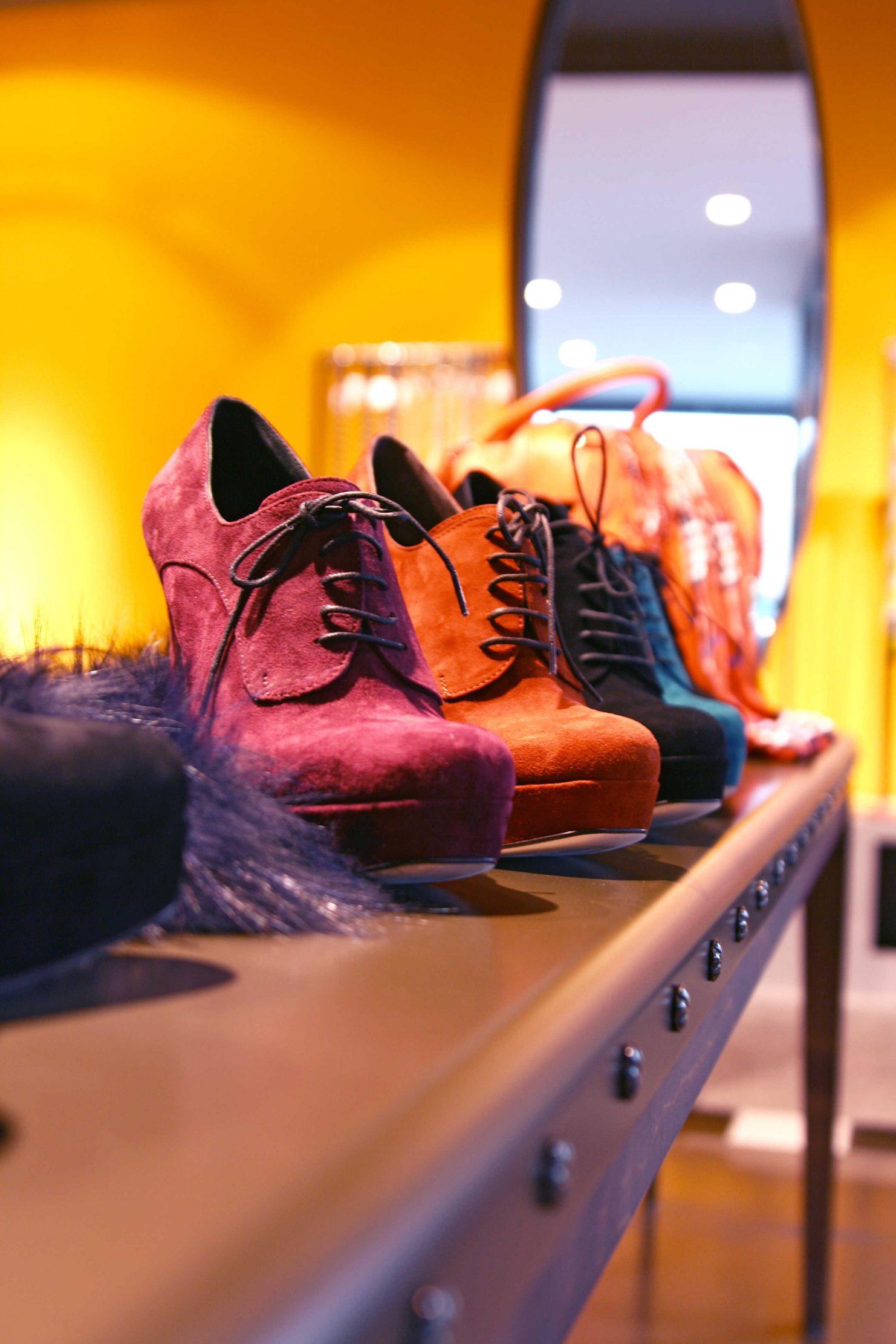 Interior Prange Schuhe