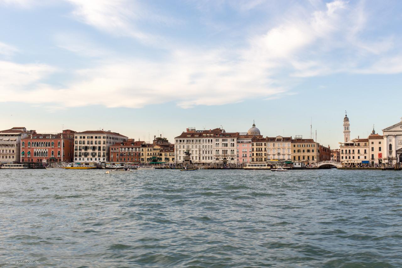 Streets in Venice