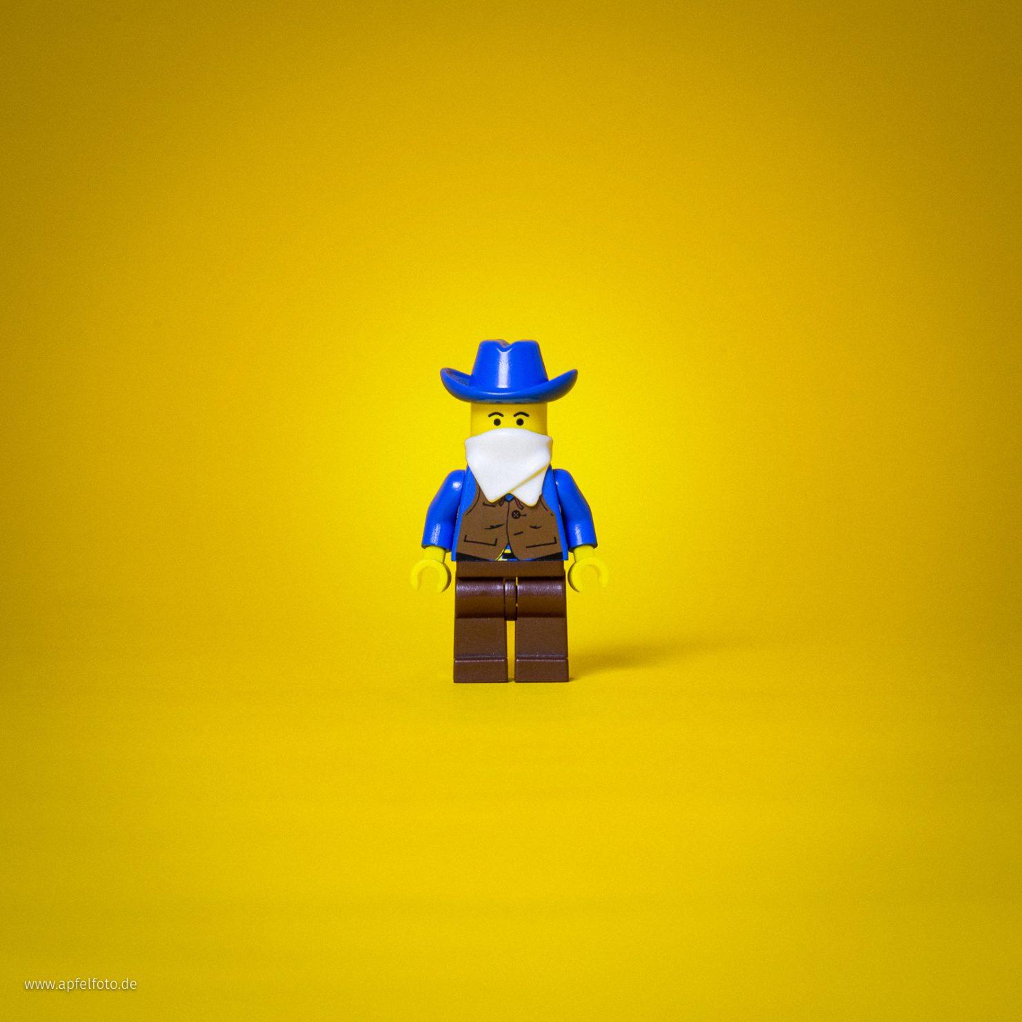 """Lego """"Cowboy"""""""
