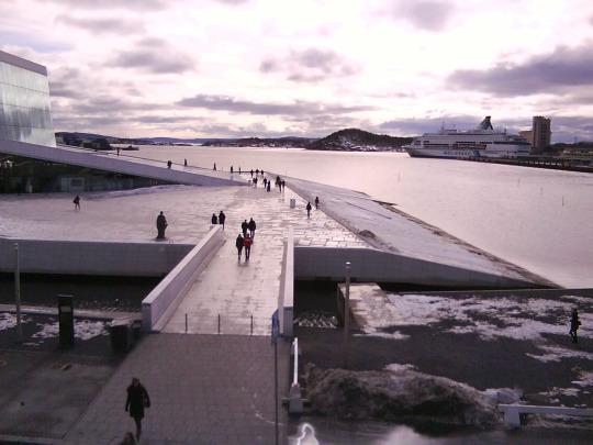 Cityscape Oslo